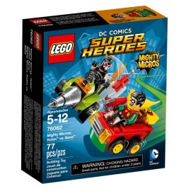 LEGO - SUPER HEROES - ROBIN KONTRA BANE - 76062