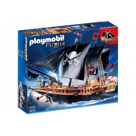 PLAYMOBIL - PIRATES - PIRACKI STATEK BOJOWY - 6678