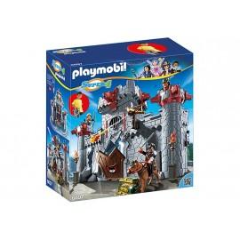 PLAYMOBIL - SUPER 4 - PRZENOŚNY ZAMEK CZARNEGO BARONA - 6697