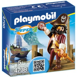 PLAYMOBIL - SUPER 4 - REKINOBRODY - 4798