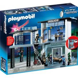 PLAYMOBIL - CITY ACTION - KOMISARIAT POLICJI - 5182