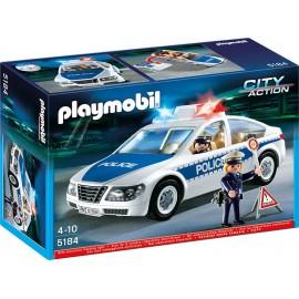 PLAYMOBIL - CITY ACTION - RADIOWÓZ POLICYJNY - 5184