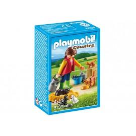 PLAYMOBIL - COUNTRY - RODZINA KOTÓW - 6139