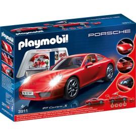 PLAYMOBIL - SPORTS & ACTION - PORSCHE 911 CARRERA S - 3911