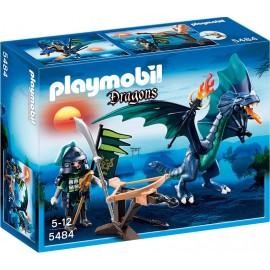 PLAYMOBIL - DRAGONS - SMOK PANCERNY - 5484