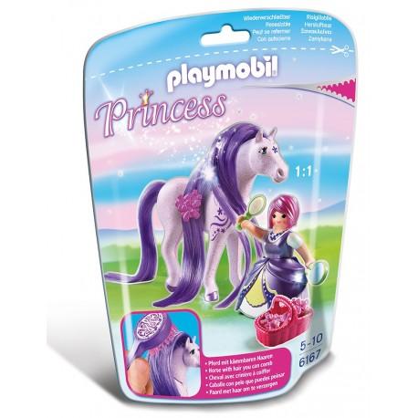 PLAYMOBIL - PRINCESS - KSIĘŻNICZKA VIOLA - 6167