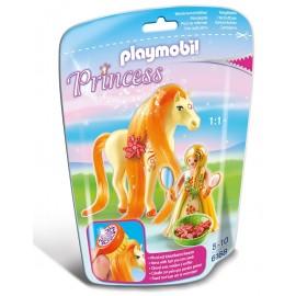 PLAYMOBIL - PRINCESS - KSIĘŻNICZKA SUNNY- 6168