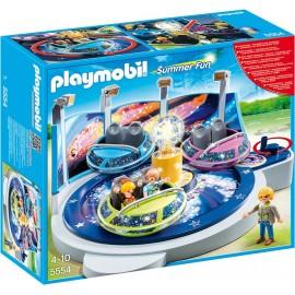PLAYMOBIL - SUMMER FUN - BREAKDANCER Z EFEKTAMI ŚWIETLNYMI - 5554