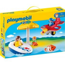 PLAYMOBIL - 123 - WAKACYJNA ZABAWA - 6050