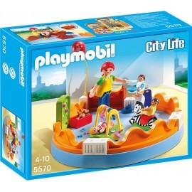 PLAYMOBIL - CITY LIFE - ŻŁOBEK - 5570