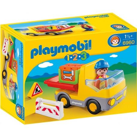 PLAYMOBIL - 123 - WYWROTKA - 6960