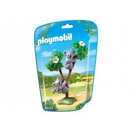 PLAYMOBIL - CITY LIFE - RODZINA KOALI - 6654