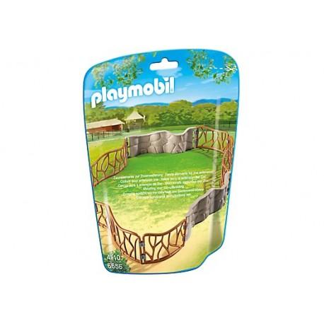 PLAYMOBIL - CITY LIFE - WOLNY WYBIEG - 6656