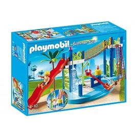 PLAYMOBIL - SUMMER FUN - WODNY PLAC ZABAW - 6670