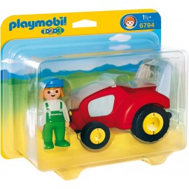 PLAYMOBIL - 123 - TRAKTOR - 6794
