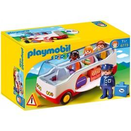 PLAYMOBIL - 123 - AUTOBUS WYCIECZKOWY - 6773