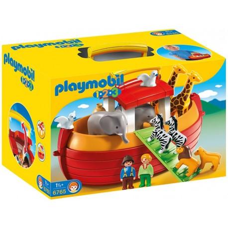 PLAYMOBIL - 123 - MOJA ARKA NOEGO - 6765