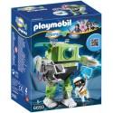 PLAYMOBIL - SUPER 4 - ROBOT CLEANO - 6693