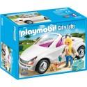 PLAYMOBIL - CITY LIFE - KABRIOLET - 5585