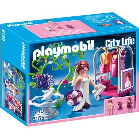 PLAYMOBIL - CITY LIFE - SESJA ŚLUBNA - 6155