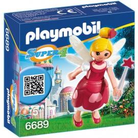 PLAYMOBIL - SUPER 4 - WRÓŻKA LORELLA - 6689
