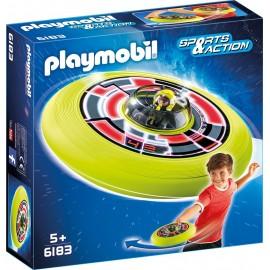 PLAYMOBIL - SPORTS & ACTION - FRISBEE Z ASTRONAUTĄ - 6183