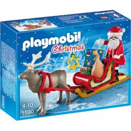 PLAYMOBIL - CHRISTMAS - SANIE Z RENIFEREM - 5590