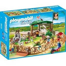 PLAYMOBIL - CITY LIFE - MINI ZOO - 6635