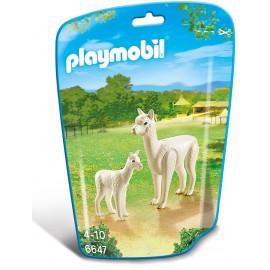 PLAYMOBIL - CITY LIFE - ALPAKI - 6647
