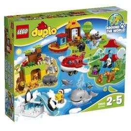 LEGO® - DUPLO® - DOOKOŁA ŚWIATA - 10805