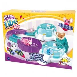 COBI - LITTLE LIVE PETS - TOR DLA MYSZKI - 28036