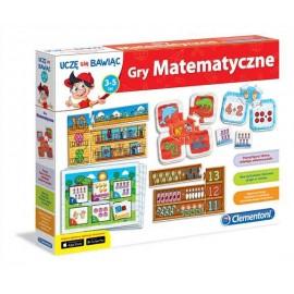 CLEMENTONI -GRY MATEMATYCZNE - 60593