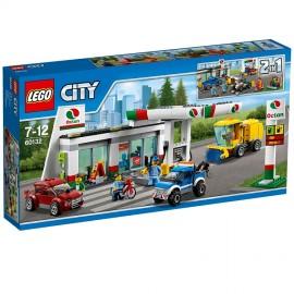 LEGO® - CITY - STACJA PALIW - 60132