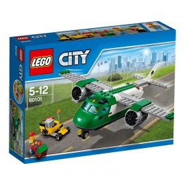 LEGO® - CITY - SAMOLOT TRANSPORTOWY - 60101