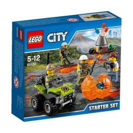 LEGO® - CITY - WULKAN - ZESTAW STARTOWY - 60120