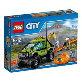 LEGO® - CITY - SAMOCHÓD NAUKOWCÓW - 60121