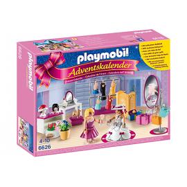 PLAYMOBIL - CHRISTMAS - KALENDARZ ADWENTOWY - PRZEBIERANIE SIĘ NA BAL - 6626 *