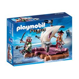 PLAYMOBIL - PIRATES - TRATWA PIRACKA - 6682