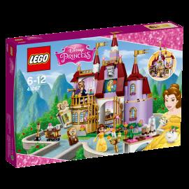 LEGO - DISNEY PRINCESS - ZACZAROWANY ZAMEK BELLI - 41067