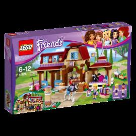 LEGO - FRIENDS - KLUB JEŹDZIECKI HEARTLAKE - 41126