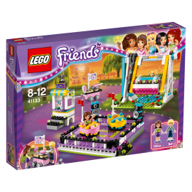 LEGO® - FRIENDS - AUTKA W PARKU ROZRYWKI - 41133