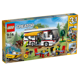 LEGO - CREATOR - WYJAZD NA WAKACJE - 31052