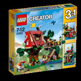 LEGO - CREATOR - PRZYGODY W DOMKU NA DRZEWIE - 31053