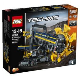 LEGO - TECHNIC - GÓRNICZA KOPARKA KOŁOWA - 42055