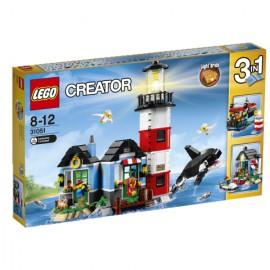 LEGO - CREATOR - LATARNIA MORSKA - 31051