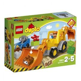 LEGO® - DUPLO® - KOPARKO-ŁADOWARKA - 10811