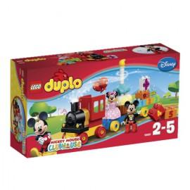 LEGO - DUPLO - PARADA URODZINOWA MYSZKI MICKEY - 10597