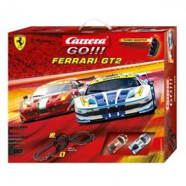 CARRERA GO!!! - TOR FERRARI GT - 62373