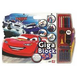 GIGA BLOCK - ZESTAW DLA ARTYSTY 5W1 CARS - 2689