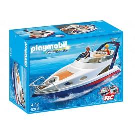 PLAYMOBIL - SUMMER FUN - LUKSUSOWY JACHT - 5205